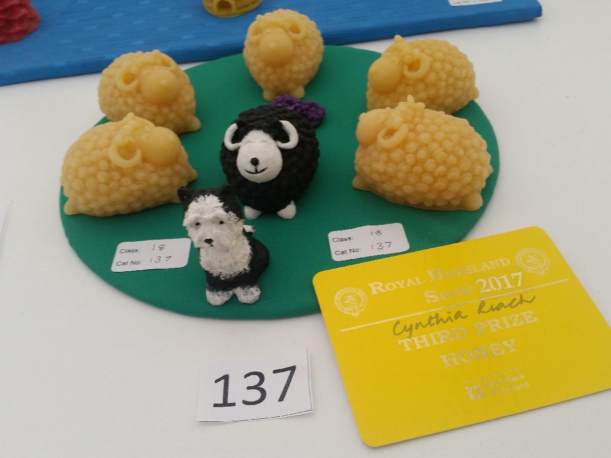 bees wax sheep 20170623_104927
