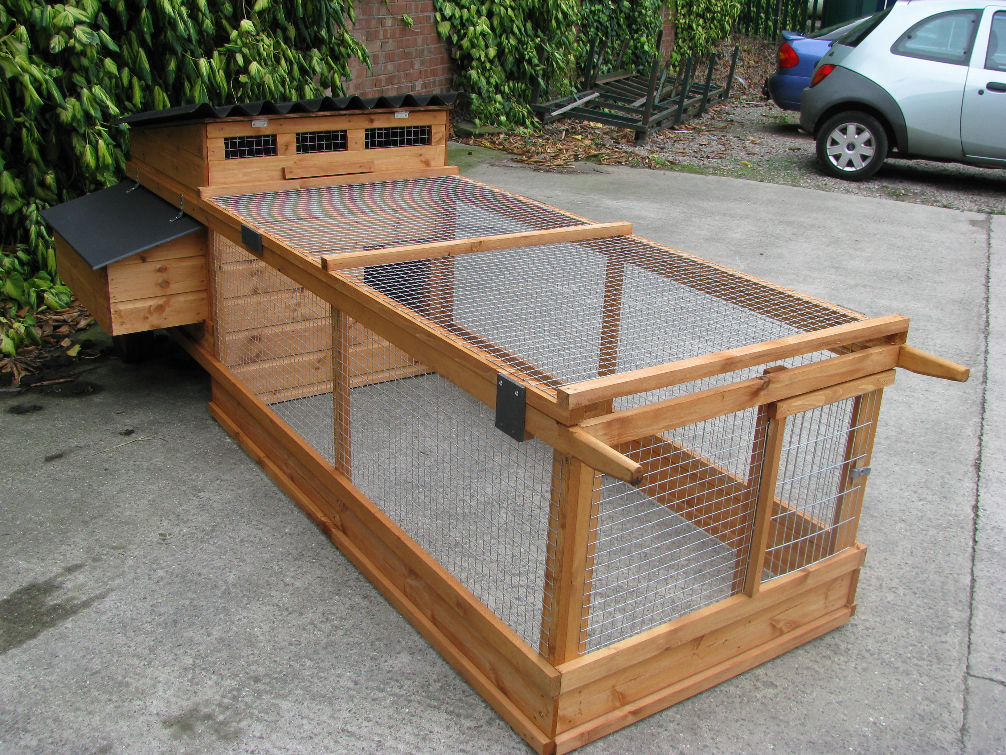 Hen houses new in stock